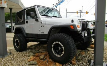 2006 Jeep Wrangler 4WD X for sale 100903978
