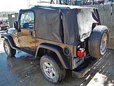 2006 Jeep Wrangler 4WD Sport for sale 100973061