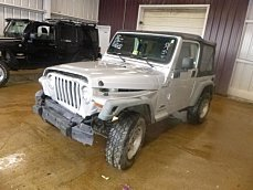 2006 Jeep Wrangler 4WD Sport for sale 100973066
