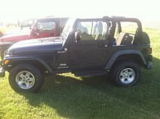 2006 Jeep Wrangler 4WD Sport for sale 100978382