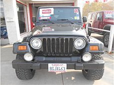 2006 Jeep Wrangler 4WD Unlimited Rubicon for sale 101055105