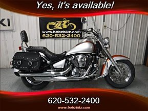 2006 Kawasaki Vulcan 900 for sale 200626253