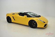 2006 Lamborghini Gallardo Spyder for sale 100967626