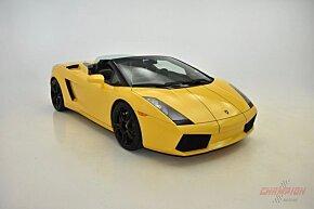 2006 Lamborghini Gallardo Spyder for sale 100968190