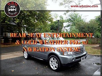 2006 Land Rover Range Rover Sport HSE for sale 100775603