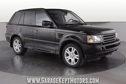 2006 Land Rover Range Rover Sport HSE for sale 100970504
