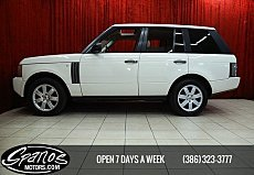2006 Land Rover Range Rover HSE for sale 100756493