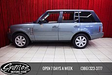 2006 Land Rover Range Rover HSE for sale 100774098
