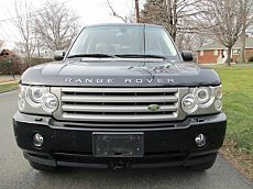 2006 Land Rover Range Rover HSE for sale 100839795