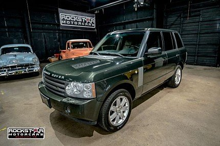 2006 Land Rover Range Rover HSE for sale 100785186