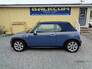 2006 MINI Cooper S Convertible for sale 100971459