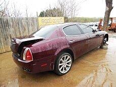 2006 Maserati Quattroporte for sale 100749720