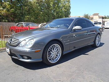 2006 Mercedes-Benz CL55 AMG for sale 100868036