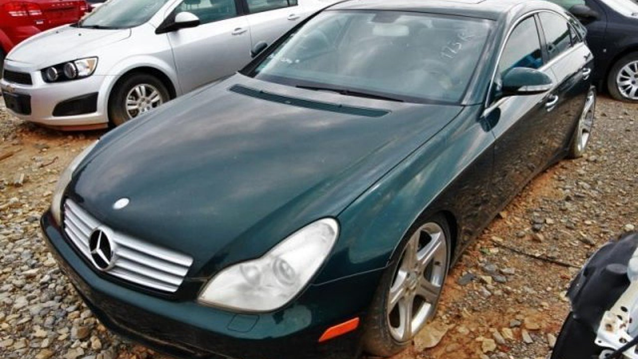 2006 Mercedes-Benz CLS500 for sale 100749673