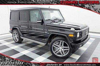 2006 Mercedes-Benz G500 for sale 100842256