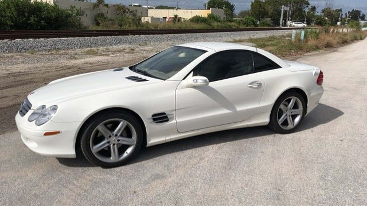 2006 Mercedes-Benz SL500 for sale 100952521