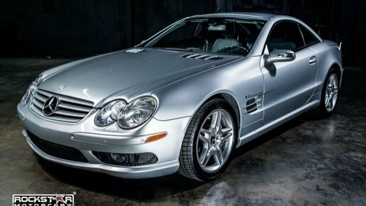 2006 Mercedes-Benz SL55 AMG for sale 100812082