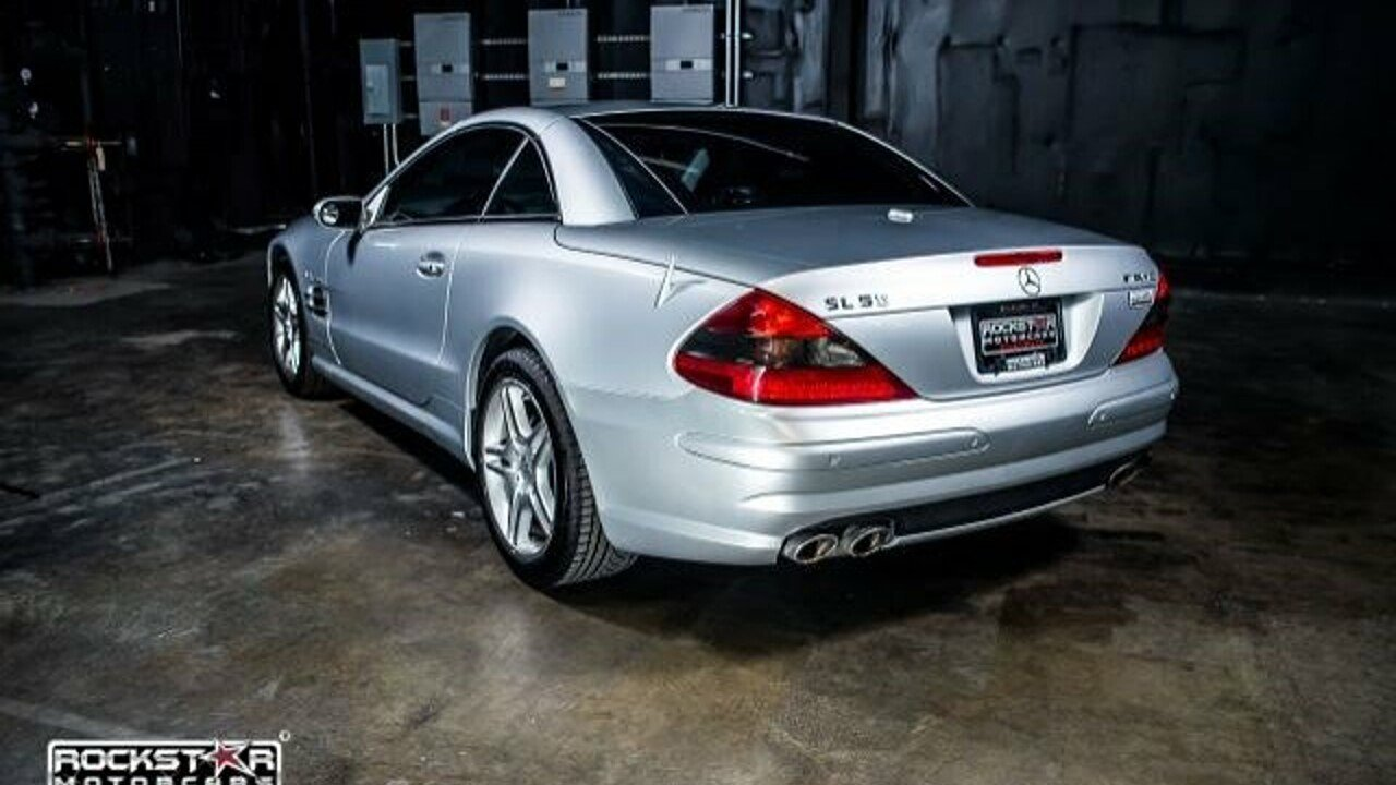 2006 mercedes benz sl55 amg for sale 100812082