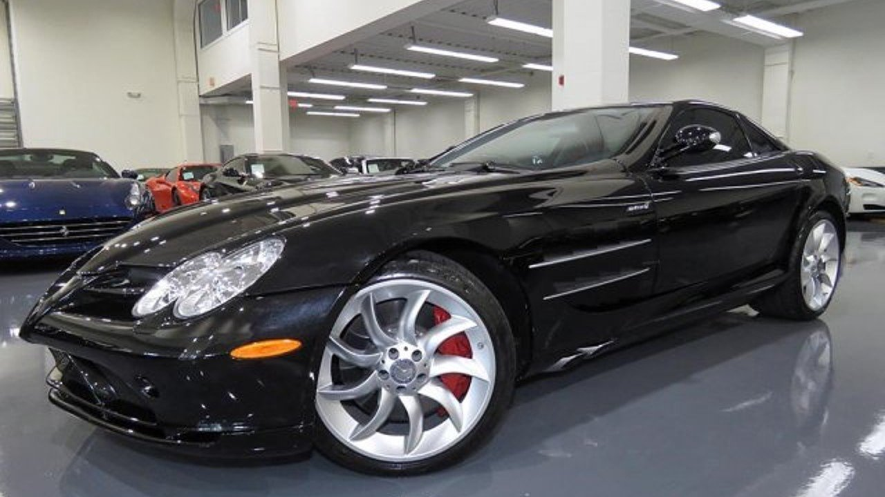 2006 Mercedes-Benz SLR for sale 101008682