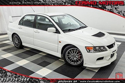 2006 Mitsubishi Lancer Evolution for sale 100893670