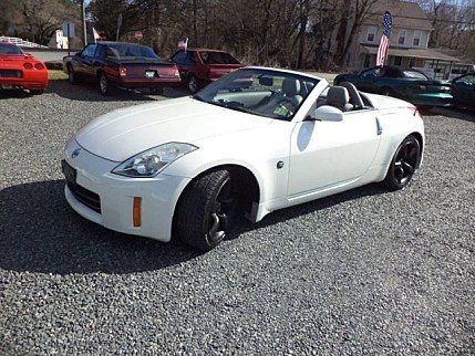 2006 Nissan 350Z Roadster for sale 100870149