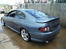 2006 Pontiac GTO for sale 100749997