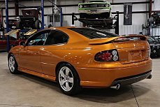 2006 Pontiac GTO for sale 101003999
