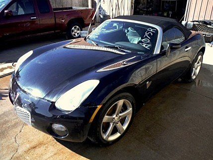 2006 Pontiac Solstice Convertible for sale 100749853