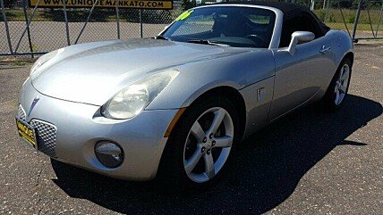 2006 Pontiac Solstice Convertible for sale 100777966