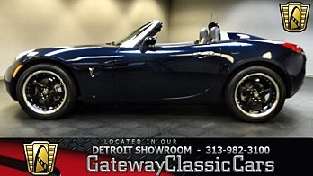 2006 Pontiac Solstice Convertible for sale 100965254