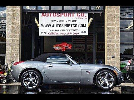 2006 Pontiac Solstice Convertible for sale 100923181
