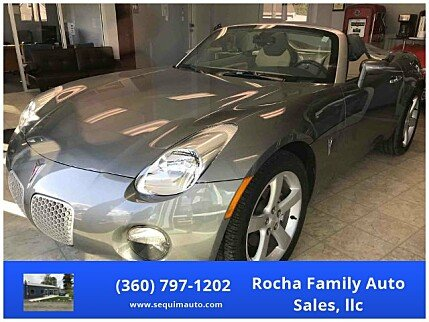2006 Pontiac Solstice Convertible for sale 101006441