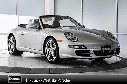 2006 Porsche 911 Cabriolet for sale 101052331