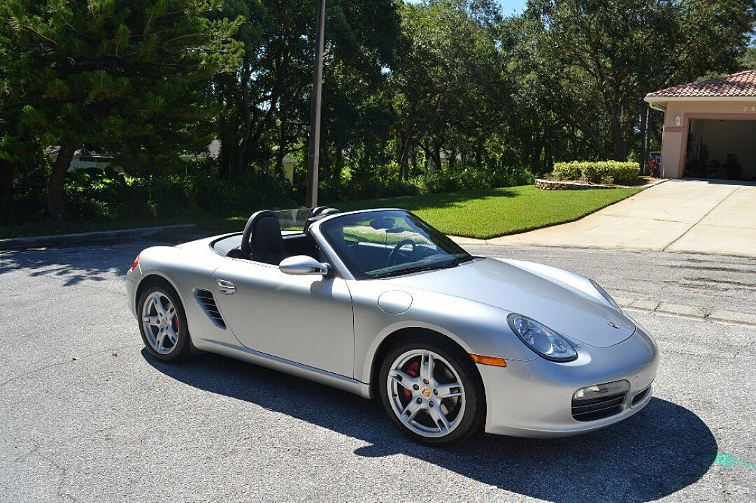 2006 Porsche Boxster S for sale 100787635