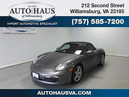 2006 Porsche Boxster S for sale 100927262
