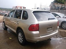 2006 Porsche Cayenne for sale 100749670