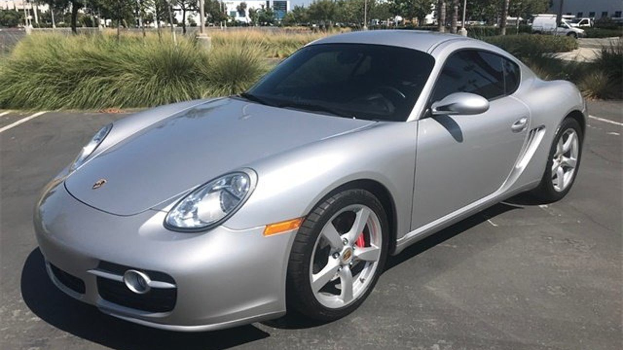 2006 Porsche Cayman for sale 101030397