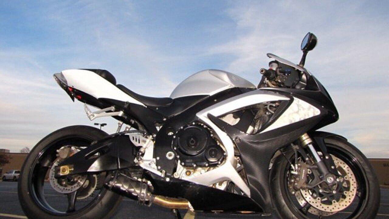 2006 Suzuki GSX-R600 for sale 200544821