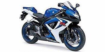 2006 Suzuki GSX-R600 for sale 200549967