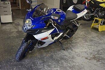 2006 Suzuki GSX-R600 for sale 200587294