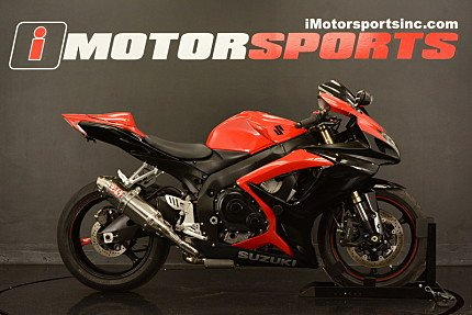 2006 Suzuki GSX-R600 for sale 200445724