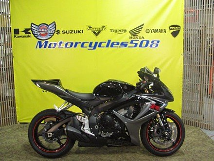2006 Suzuki GSX-R600 for sale 200487839