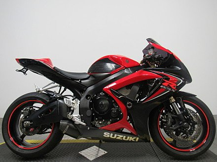 2006 Suzuki GSX-R600 for sale 200501329