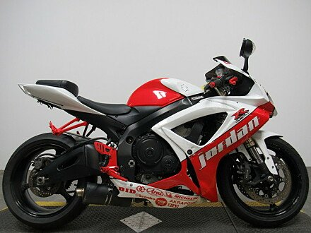 2006 Suzuki GSX-R600 for sale 200551651