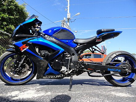 2006 Suzuki GSX-R600 for sale 200574162