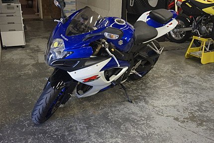 2006 Suzuki GSX-R600 for sale 200587294