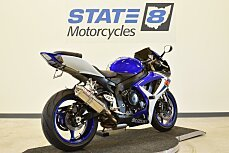 2006 Suzuki GSX-R600 for sale 200607747