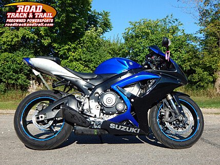 2006 Suzuki GSX-R600 for sale 200615230