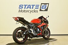 2006 Suzuki GSX-R600 for sale 200625356