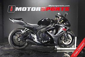 2006 Suzuki GSX-R600 for sale 200675046